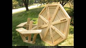 Free Woodworking Project Plans Pdf by Free Woodworking Plans Yard Art Youtube