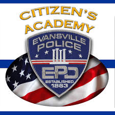 homepage evansville police department