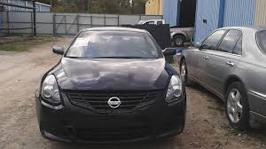 nissan altima coupe hp 2010 altima coupe for parts youtube