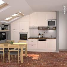 cuisine sous pente 61 best une cuisine dans les combles images on