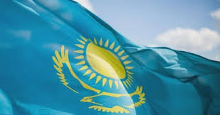 Kazakhstan Flag Kazakhstan Plans To Launch Its Own Cryptocurrency