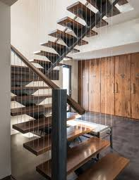 interior great design ideas of modern staircases good looking