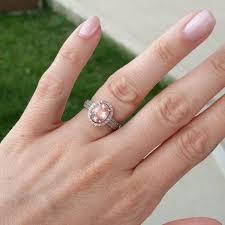 real engagement rings real engagement rings morganite weddingbee