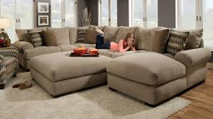 Big Leather Sofa Improved Sectional Sofas Magnificent Big Leather Sofa
