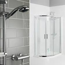 quadrant shower packages showers