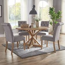 Ikea Table Chair Set Wood Dining Chairs Kitchen Table Sets Ikea 7 Piece Dining Set