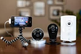 interior home surveillance cameras human security tech and trends