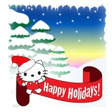 free kitty christmas wallpaper 1024x1024 111 78 kb