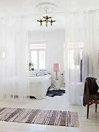 Closet Curtain 25 Ways To Use Curtains As Space Dividers Digsdigs