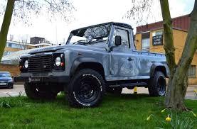 range rover defender pickup defender 110 pickup 028 les pauls motors jaguar land rover