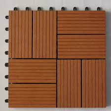 china diy interlocking deck tile composite decking tiles outdoor