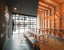 tempting in timber a patisserie with a twist by studio gram tempting in timber a patisserie with a twist by studio gram simple cafeinterior design blogscafe
