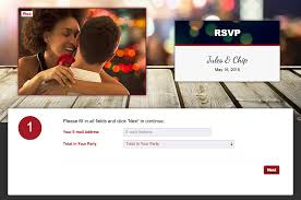 three ways to get a quick response for wedding rsvps