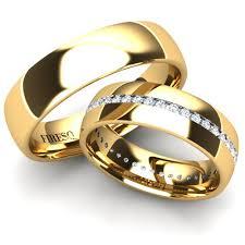 verighete cu diamant set verighete va73gl diamante ro