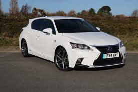 lexus ct200 2016 used lexus ct f sport for sale motors co uk