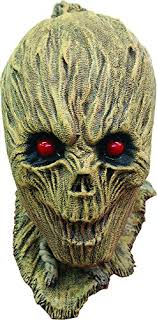 scarecrow mask shrunken scary scarecrow mask scary find
