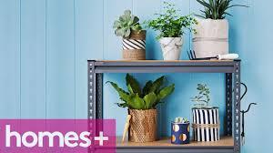 paint can diy idea 5 decorative plant pots homes youtube