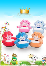 Cartoon Armchair Kids Cosy Baby High Chair Seat Sofa Cartoon Cute Portable Transat
