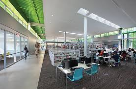 library design the best of interior design public and academic library winners