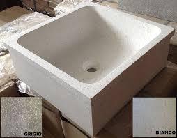 lavelli in graniglia per cucina lavelli in graniglia per esterno avec di marmo fratelli vagnoni