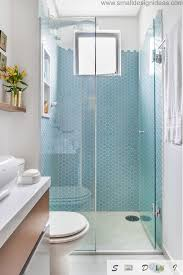 neat bathroom ideas small bathroom design ideas of neat blue mosaic tiles