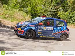 renault twingo 2013 racing car renault twingo editorial photography image of