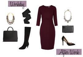 two ways holiday party day to night the work edit by capitol
