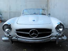 1960 mercedes for sale buying a vintage mercedes 190sl the beverly car
