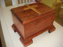 cremation boxes cremation urn box by shopmania lumberjocks woodworking