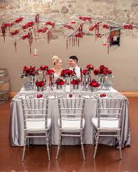 and silver wedding table decorations fascinating white and