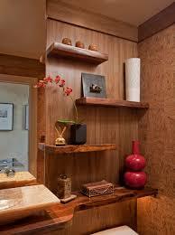 Powder Room Remodel Zen Spa Powder Room Remodel Media Pa Contemporary Bathroom