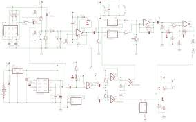 How To Read House Blueprints How To Build A Surf Pi 1 2 Pulse Induction Metal Detector From A