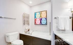 Chicago Bathroom Design Chicago Condo Remodeling Airoom Home Remodeling
