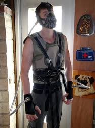 bane costume best attempt at a bane costume so far jam