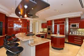 Kitchen Island Red 10 Must See Kitchen Islands With Seating Lovely Spaces