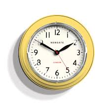 buy newgate clocks the mini cookhouse clock squeezy lemon amara
