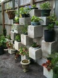 10 creative ideas to decorate with concrete blocks home design