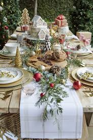 25 Best Ideas About Side Table Decor On Pinterest Hall by Best 25 Christmas Tables Ideas On Pinterest Christmas Table