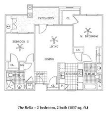 Sorrento Floor Plan Villa Sorrento Apartments 434 Villa Ave Clovis Ca Rentcafé