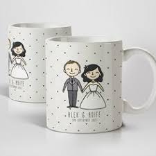 personalized mugs for wedding personalized wedding mugs the blend 72 ceramic coffee