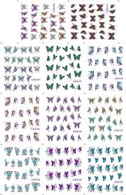 Diy Butterfly Decorations by Aliexpress Com Buy 11pcs 11 Designs Mixed Butterfly Foil