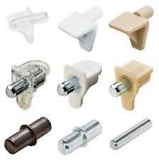 Kitchen Cabinet Shelf Brackets by Cabinet Shelf Supports Ebay