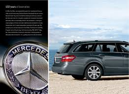 first mercedes benz 1886 2012 mercedes benz e class brochure live in the moment