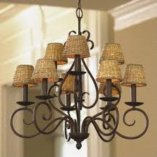 Arte De Mexico Chandelier Warm Up Your Home With Old World Wrought Iron Lighting