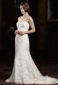 bridal shops edinburgh dramatic but demure seamlessly made vintage style lace