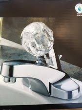 Single Handle Bathroom Sink Faucet by Delta Bathroom Sink Faucet Ebay