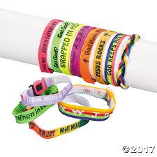 religious bracelet mega religious friendship bracelet assortment