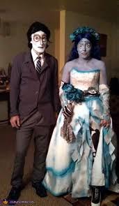 Dead Bride Halloween Costume Corpse Bride Couples Halloween Costume