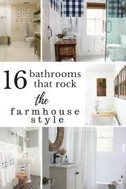 farmhouse master bathroom final reveal twelve on main