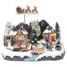 Christmas Village Sets Christmas Villages Sets Online Sales On Holyart Com